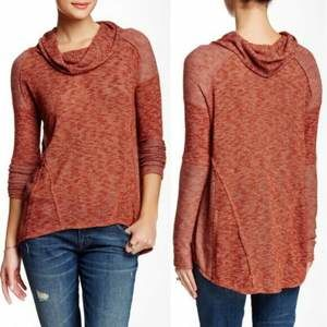 Free People We The Free Beatnick Hacci Sweater L